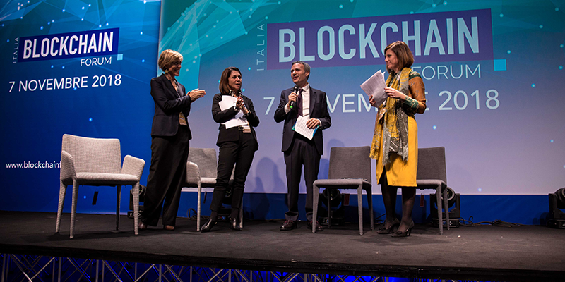 Blockchain Forum  Italia 2018
