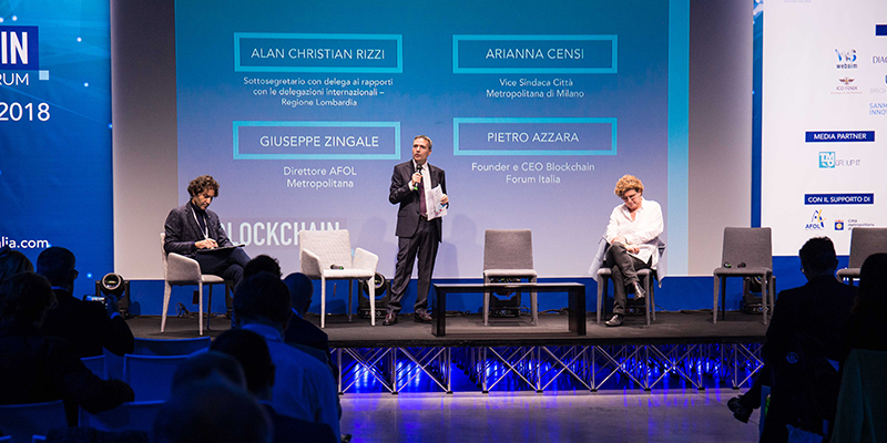 Blockchain Forum 2018