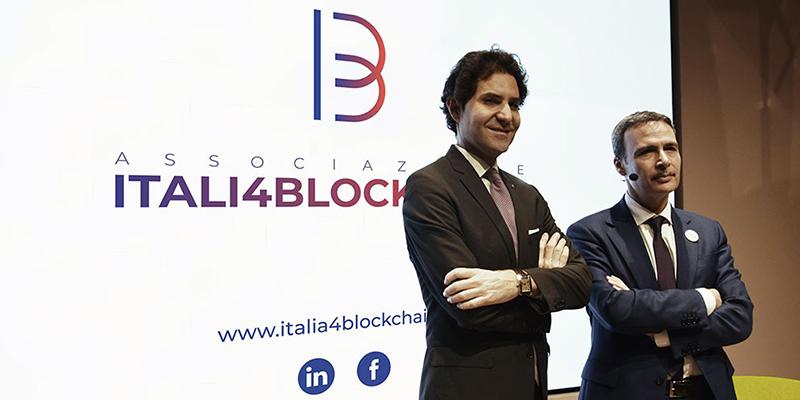 Presentazione Italia4Blockchain